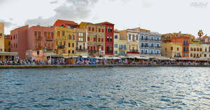 A Walking Tour of Chania Old Harbor by BillyNikoll