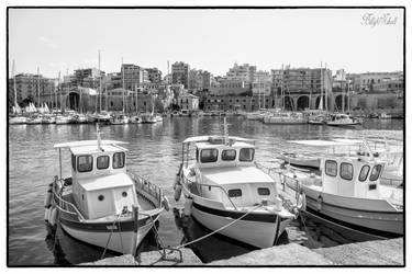 The Small Picturesque Venetian Harbor by BillyNikoll