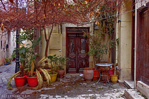 Neighborhoods Of The Old City of Chania III by BillyNikoll