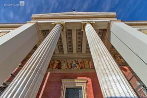 University of Athens by BillyNikoll