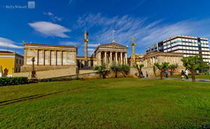 Academy of Athens by BillyNikoll