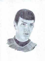 Spock by IzhenVeres