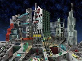 Garamond City 49 by jleoc