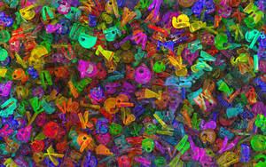 fatfonts160 c3 1680x1050 01CA by jleoc