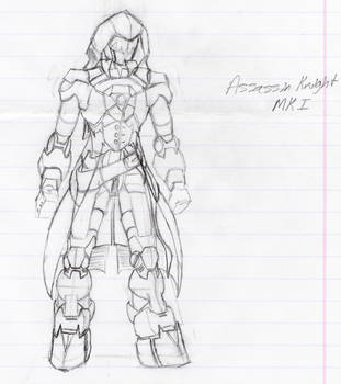 Custom Characters - Universe PD-2 Assassin (new) by TopHatProductions115