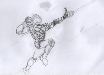 Action Shots :: Light Knight MK3, rev.3b (2) by TopHatProductions115