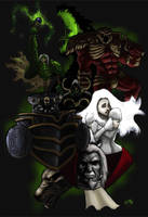 hordes of the undead by thevampiredio