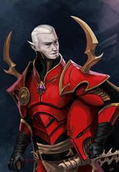 Archon Krethaq Ivensyr by thevampiredio