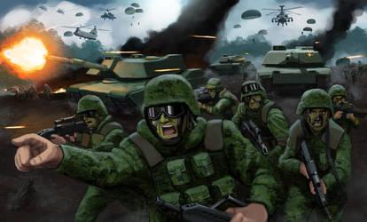 ops battleforce 2 coverart zero by thevampiredio