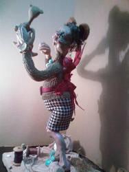 Mucuska the fairy teddy 12 by Bloodydoll1