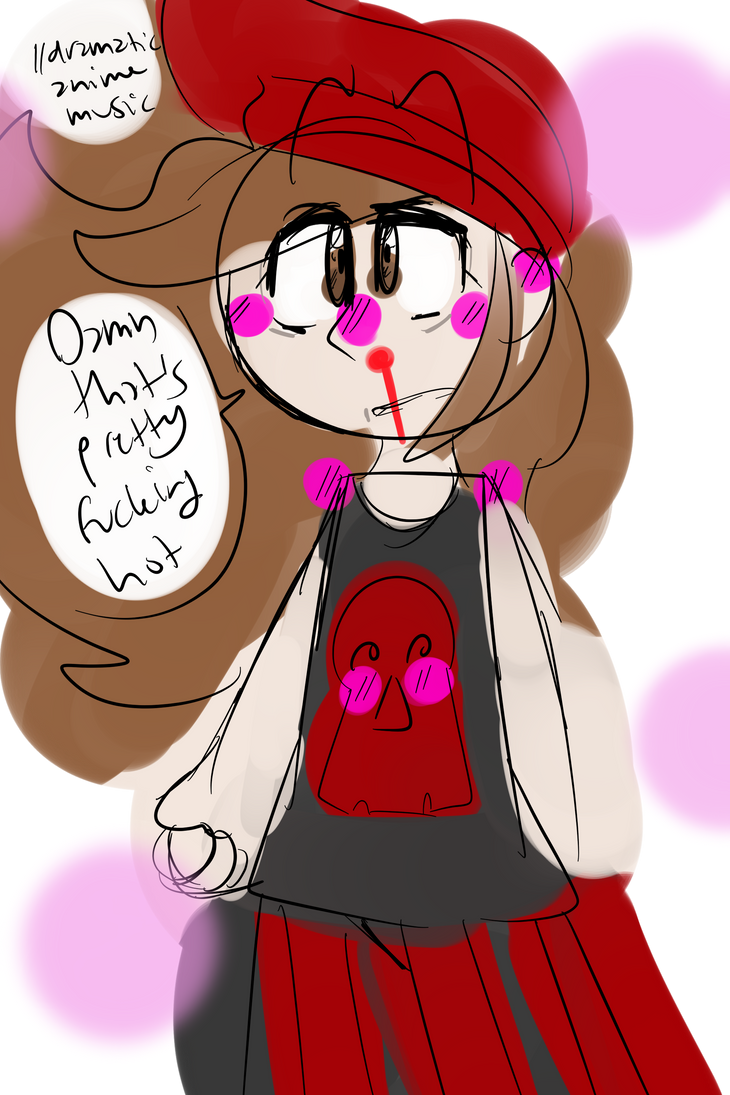I spent way to much time on this omfg by SleepyStaceyArt