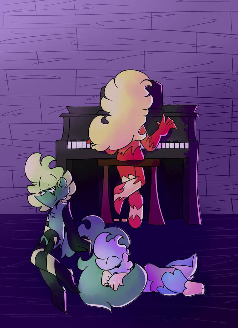 Scene by SleepyStaceyArt