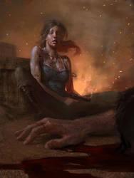 Tomb Raider: Reborn by HoustonSharp