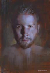 Self-Portrait by HoustonSharp