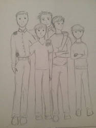 Nordics Family by Jotunheimrpluski