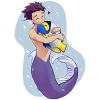MerMay 2 - Pet Fish by MondoArt