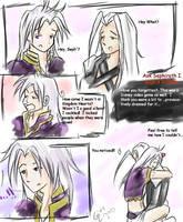 Ask Sephiroth:  Kuja's Dilemma by ezranay