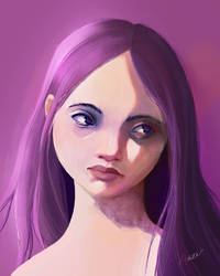Violet by Psycadela