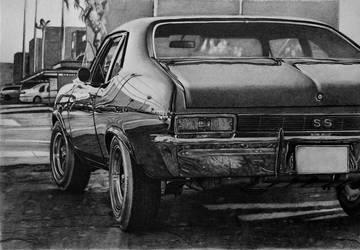 Chevrolet Nova by NEMYV8