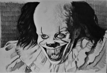 Pennywise the Dancing Clown by NEMYV8