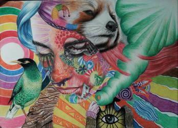 Something psychedelic by NEMYV8