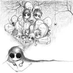 Psycho Inspiration by ZahirahNeonpink