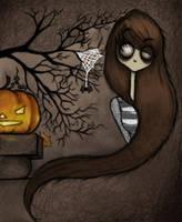 Halloween by ZahirahNeonpink