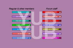 Forum ranks YUB by LazoBaa