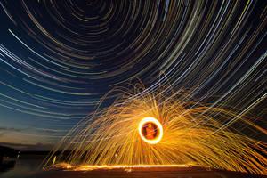 Fire Beneath the Stars by j3nkk1