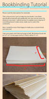 Bookbinding Tutorial by JamesDarrow