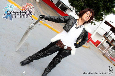 Squall Lionheart 01 by Suuria