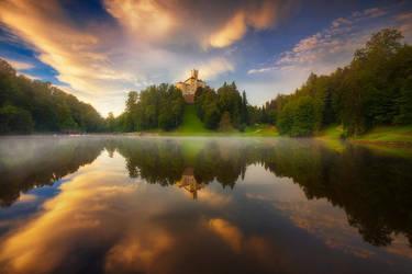 ...trakoscan castle XXX... by roblfc1892
