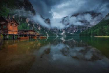 ...lago di braies V... by roblfc1892