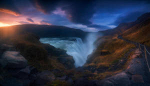 gullfoss I by roblfc1892