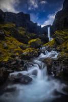 olafsvik waterfall by roblfc1892
