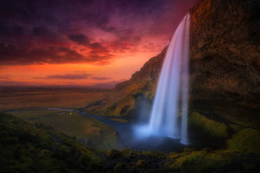 seljalandsfoss by roblfc1892