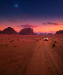 wadi rum by roblfc1892