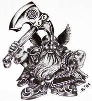 dwarf6 by roblfc1892