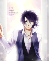 HBD Reiji by firzoeve