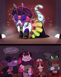Pet Pageant 2 by WowzaDawg