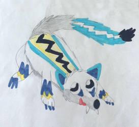 Vayamon 2- Cronopiko by Sia-the-Mawile