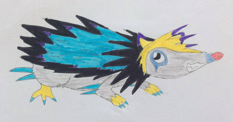 Vayamon 3: Denrec by Sia-the-Mawile