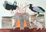 Vayamon 3- The Ibis Witches and Alan by Sia-Mon