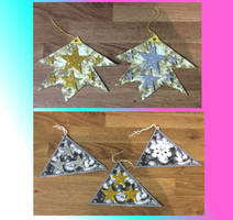 Handmade Christmas gift tags 2 by Sia-the-Mawile