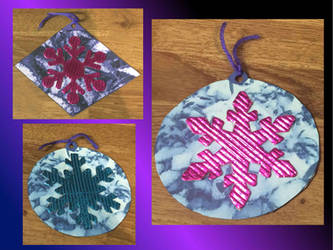 Handmade Christmas gift tags 4 by Sia-the-Mawile