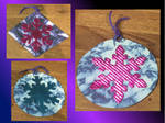 Handmade Christmas gift tags 4 by Sia-the-Mawile