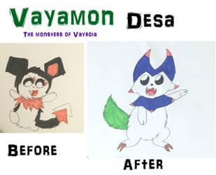 Vayamon devlopment- Desa by Sia-Mon