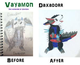 Vayamon devleopment- Daxadorr by Sia-Mon