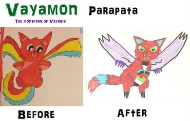 Vayamon development- Parapata by Sia-Mon