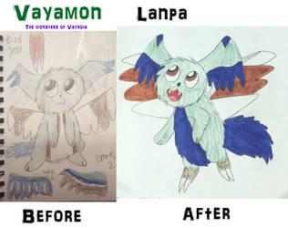 Vayamon development- Lanpa by Sia-Mon